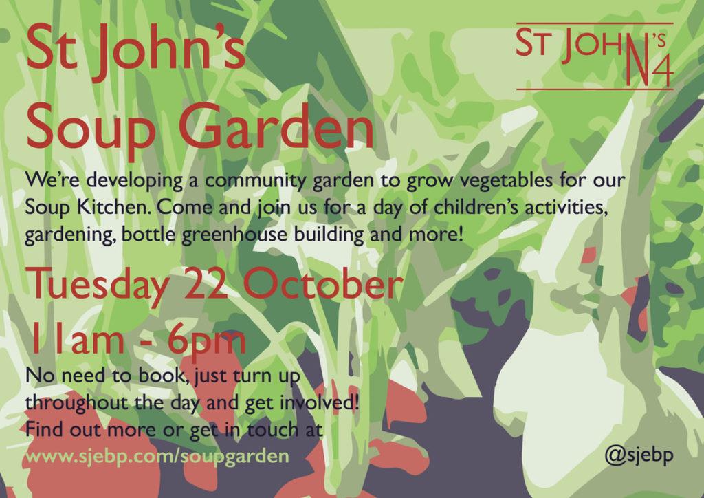 Soup Garden Flyer
